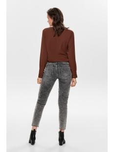 jdytrack l/s blouse wvn noos 15149951 jacqueline de yong blouse smoked paprika