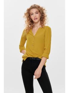 jdytrack l/s blouse wvn noos 15149951 jacqueline de yong blouse harvest gold