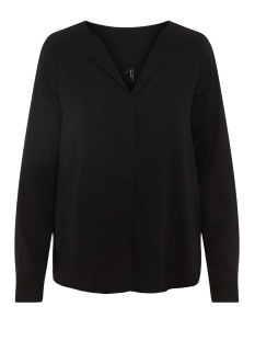 Vero Moda Blouse VMGRACE L/S SHIRT COLOR 10221587 Black