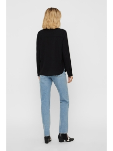 vmgrace l/s shirt color 10221587 vero moda blouse black