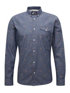 Tom Tailor Overhemd OVERHEMD MET BORSTZAK 1013518XX10 19445