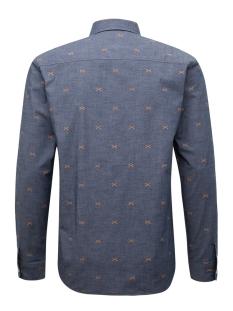 overhemd met borstzak 1013518xx10 tom tailor overhemd 19445