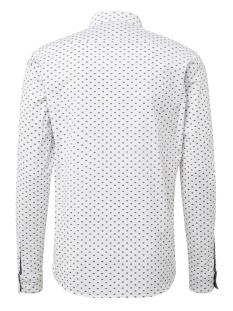 overhemd met all over print 1013340xx12 tom tailor overhemd 19529