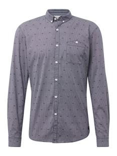 Tom Tailor Overhemd OVERHEMD MET ALL OVER PRINT 1013340XX12 19530