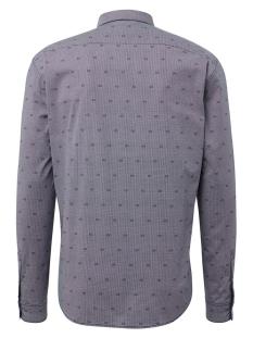 overhemd met all over print 1013340xx12 tom tailor overhemd 19530