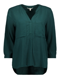 blouse met borstzak 1012607xx71 tom tailor blouse 10834