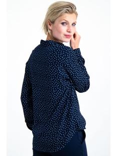 blouse met print h90231 garcia blouse 292 dark moon