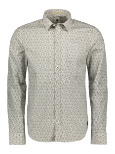 overhemd met allover print h91226 garcia overhemd 50 white