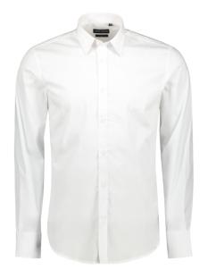 Antony Morato Overhemd SLIM FIT SHIRT MMSL00472 FA450001 1000 WHITE