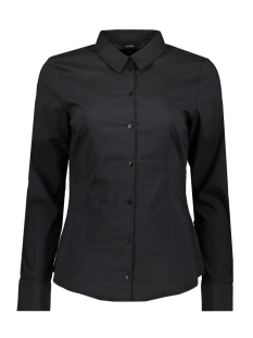 Vero Moda Blouse VMLIVA LS SHIRT GA COLOR 10224893 Black
