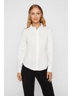 vmliva ls shirt ga noos 10220720 vero moda blouse bright white