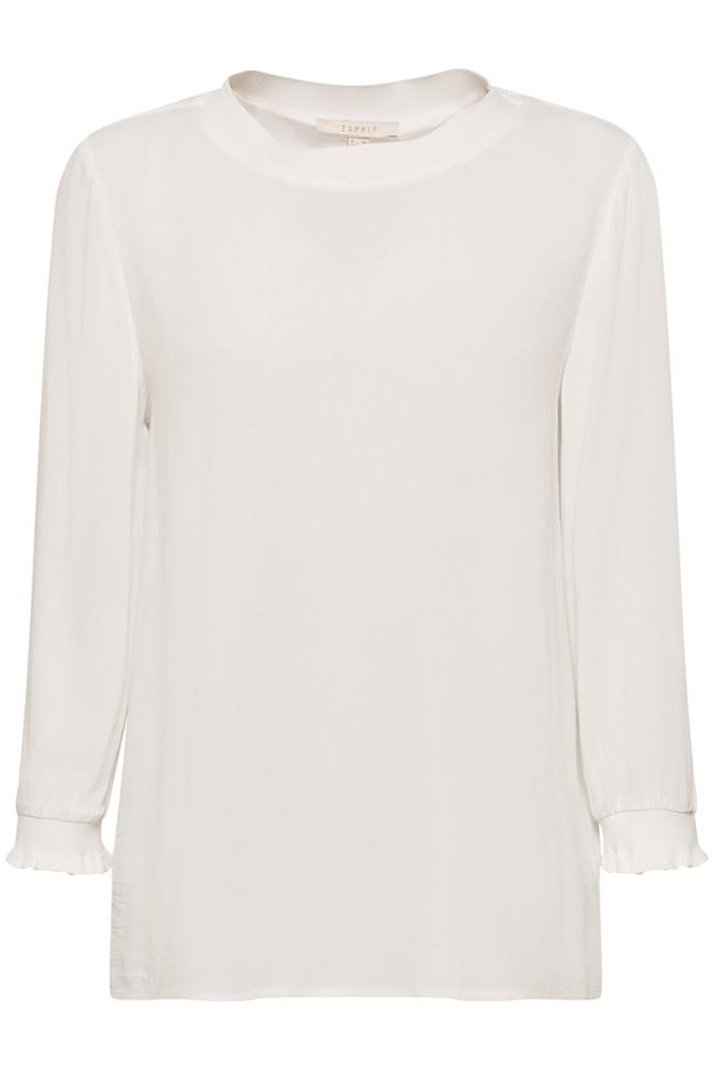 blouse met ribboordjes 089ee1f012 esprit blouse e110