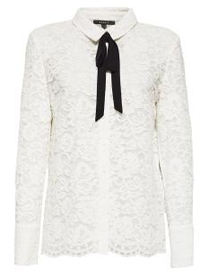 Esprit Collection Blouse KANTEN BLOUSE MET STRIK 089EO1F036 E110