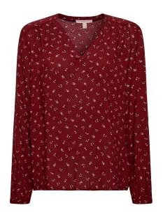 henleyblouse met print 089ee1f005 esprit blouse e600