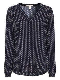 henleyblouse met print 089ee1f005 esprit blouse e400