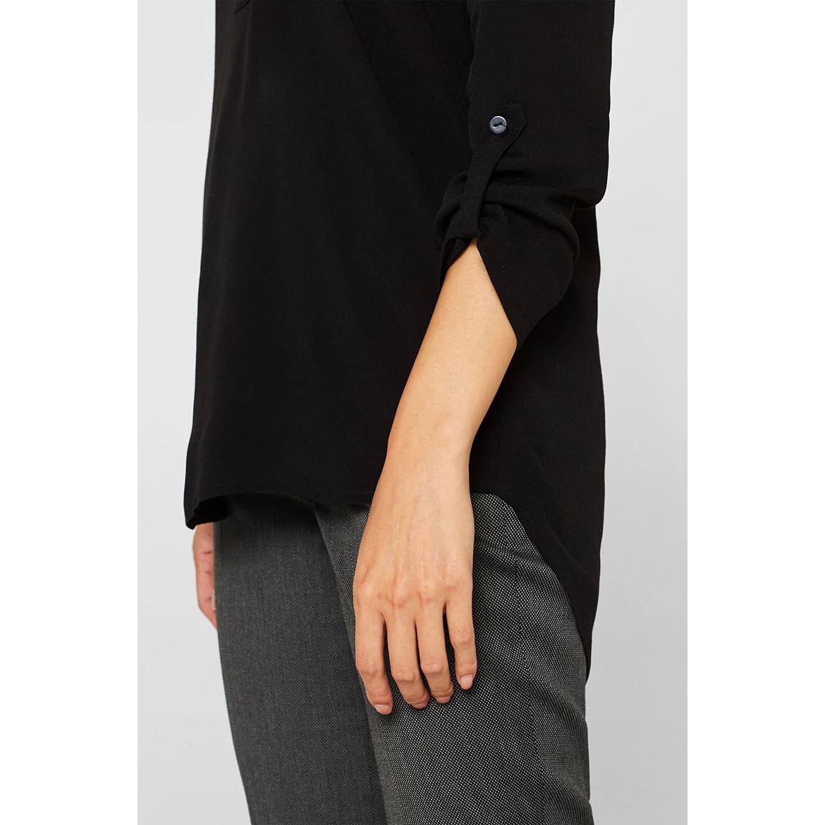 crepe blouse 089eo1f034 esprit collection blouse e001