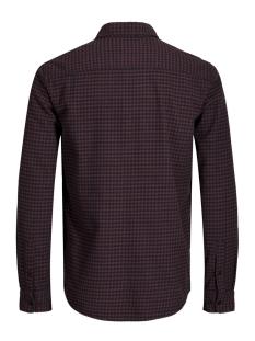 jcorussel shirt ls worker 12157792 jack & jones overhemd fudge/slim