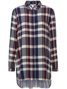 lange blouse met ruitenprint 099ee1f010 esprit blouse e400