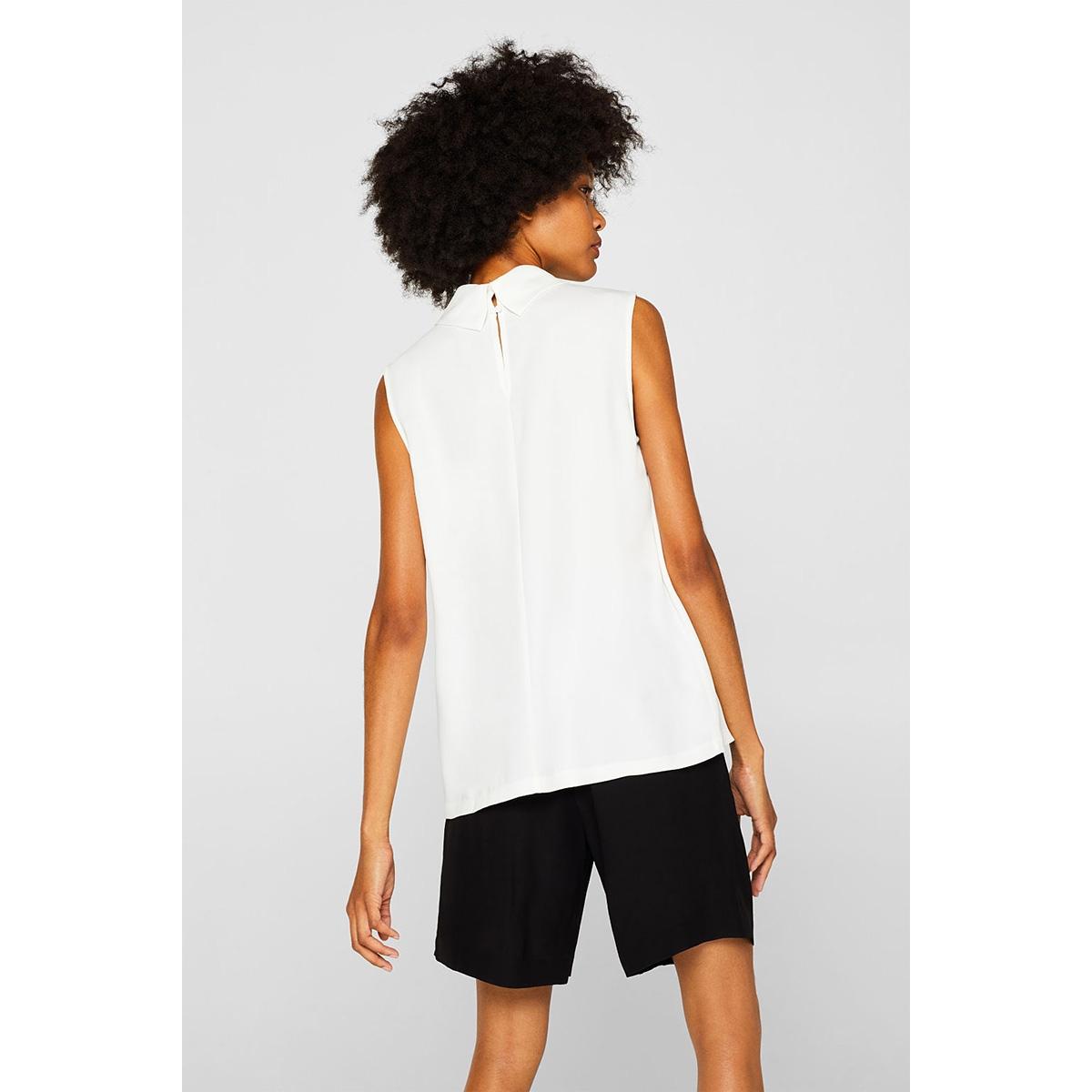 blousetop met liggende kraag 089eo1f001 esprit collection blouse e110
