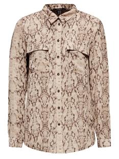 Esprit Collection Blouse BLOUSE MET SLANGENPRINT 089EO1F033 E240
