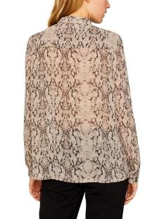 blouse met slangenprint 089eo1f033 esprit collection blouse e240