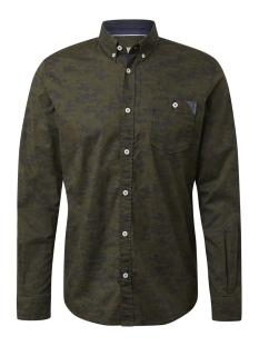 Tom Tailor Overhemd OVERHEMD MET ALLOVER PRINT 1013901 XX 10 19807