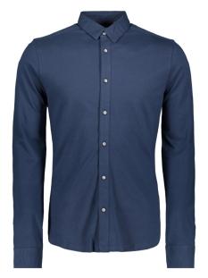 ONSCUTON LS KNITTED MELANGE SHIRT R 22009904 Dress Blues