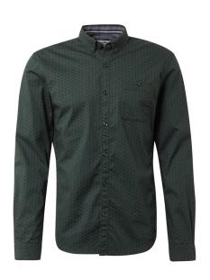 Tom Tailor Overhemd OVERHEMD MET ALLOVER PRINT 1015844XX12 19881