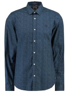 Garcia Overhemd OVERHEMD I91021 292 Dark Moon
