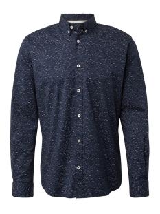 Tom Tailor Overhemd OVERHEMD MET ALL OVER PRINT 1013526XX10 19537