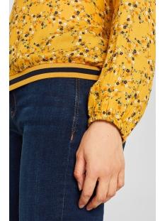 geweven blouse met jerseyboord 099cc1f011 edc blouse c710