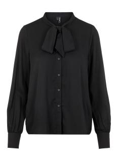 Vero Moda Blouse VMAMELIA LS BOW TIE SHIRT GA 10222045 Black