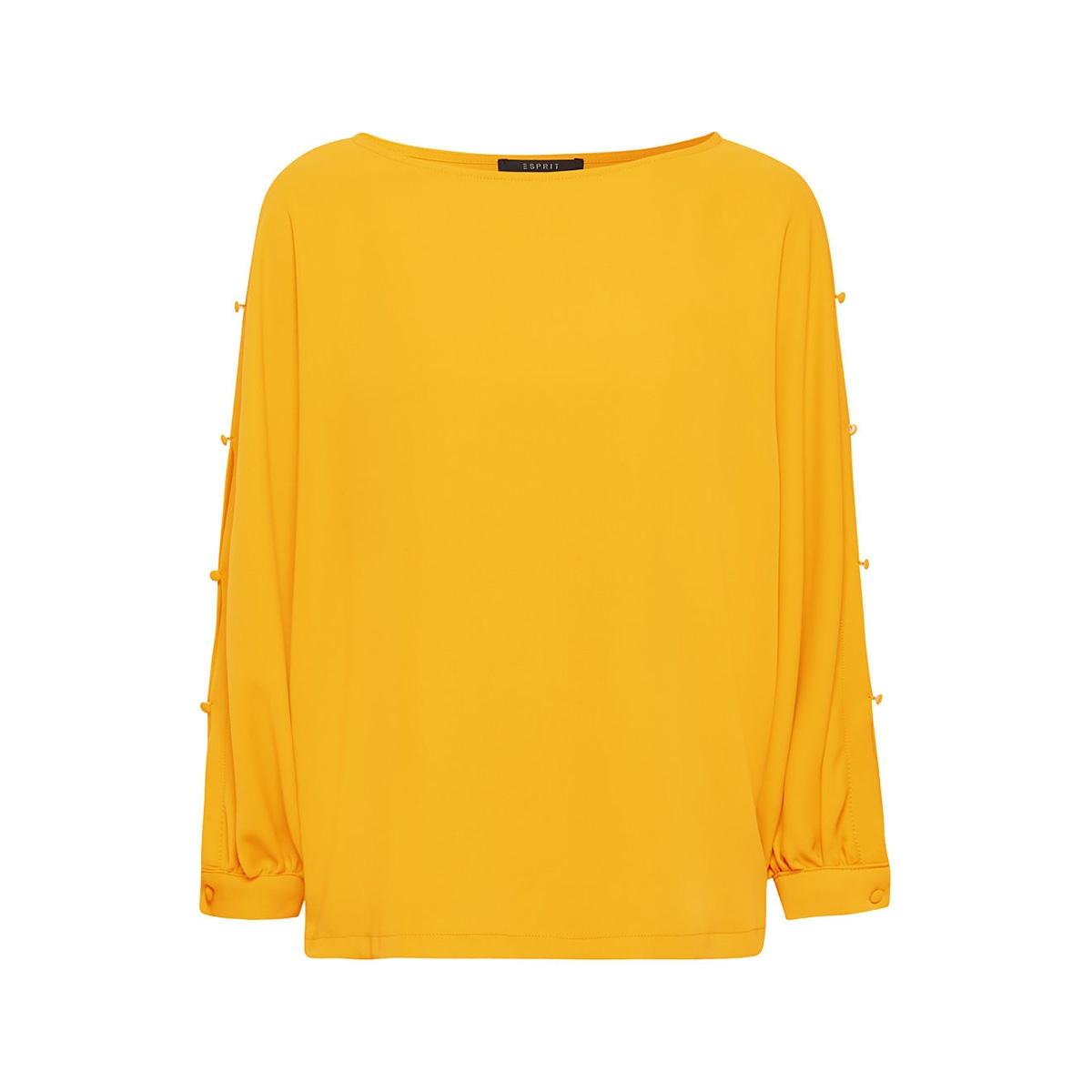 blouse met knoopdetails 099eo1f002 esprit collection blouse e700