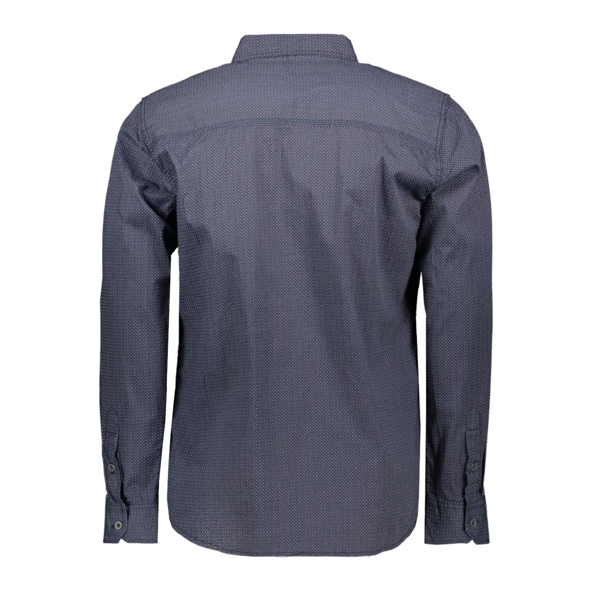 sady shirt 4413092 cars overhemd deep navy