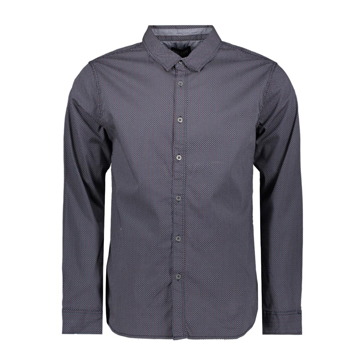 sady shirt 4413012 cars overhemd navy