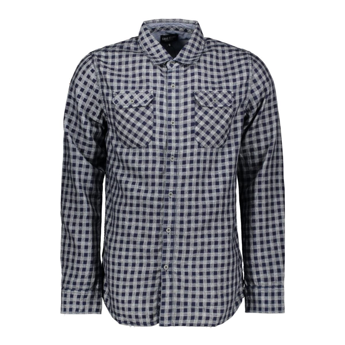 rubia shirt 4463071 cars overhemd grey blue