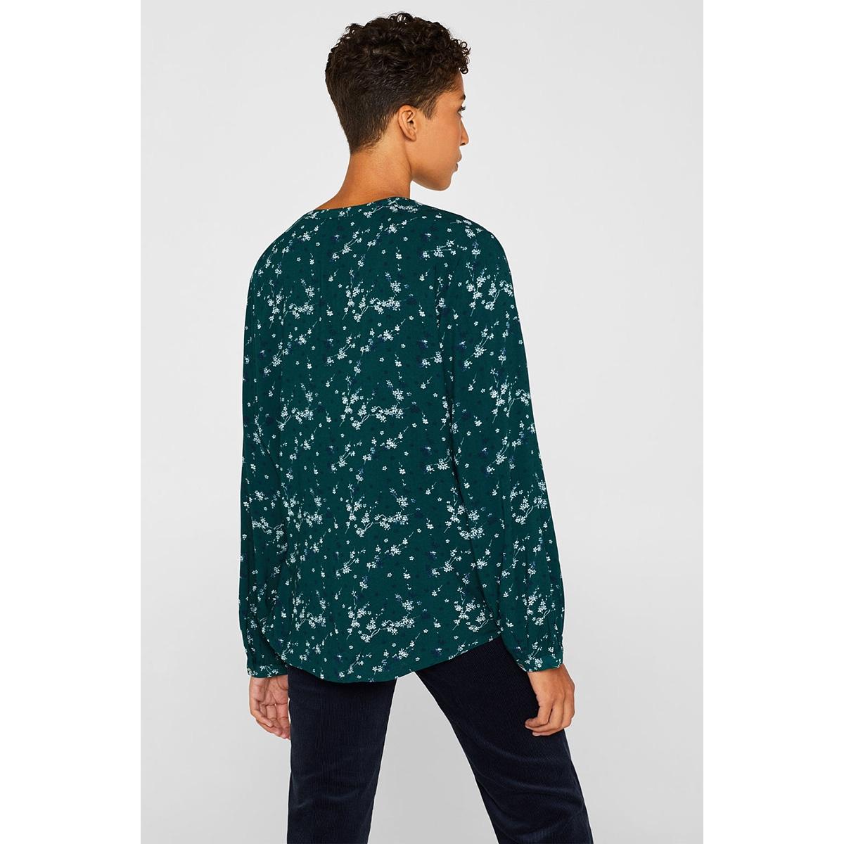 blouse met print en lenzing ecovero 109ee1f002 esprit blouse e375