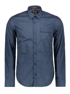 Garcia Overhemd OVERHEMD MET BORSTZAK J91229 292 DARK MOON