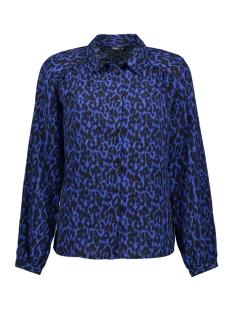 onldemi l/s shirt wvn 15186411 only blouse surf the web/dandy leo