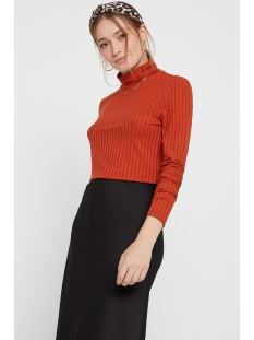 pchaly roll neck ls top 17098590 pieces t-shirt picante