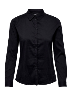 onlnew street  ls shirt wvn 15191275 only blouse black