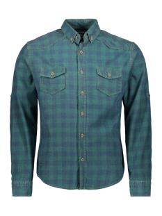 Gabbiano Overhemd 4858 DENIM