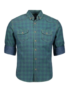 4858 gabbiano overhemd denim