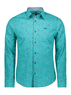 Gabbiano Overhemd 4854 35 GROEN
