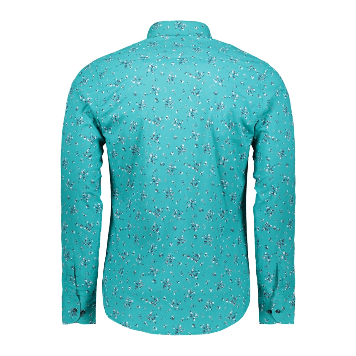 4854 35 gabbiano overhemd groen