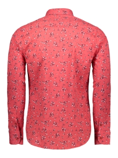 4854 34 gabbiano overhemd rood