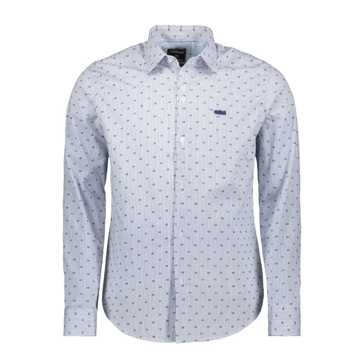 32591 gabbiano overhemd v1