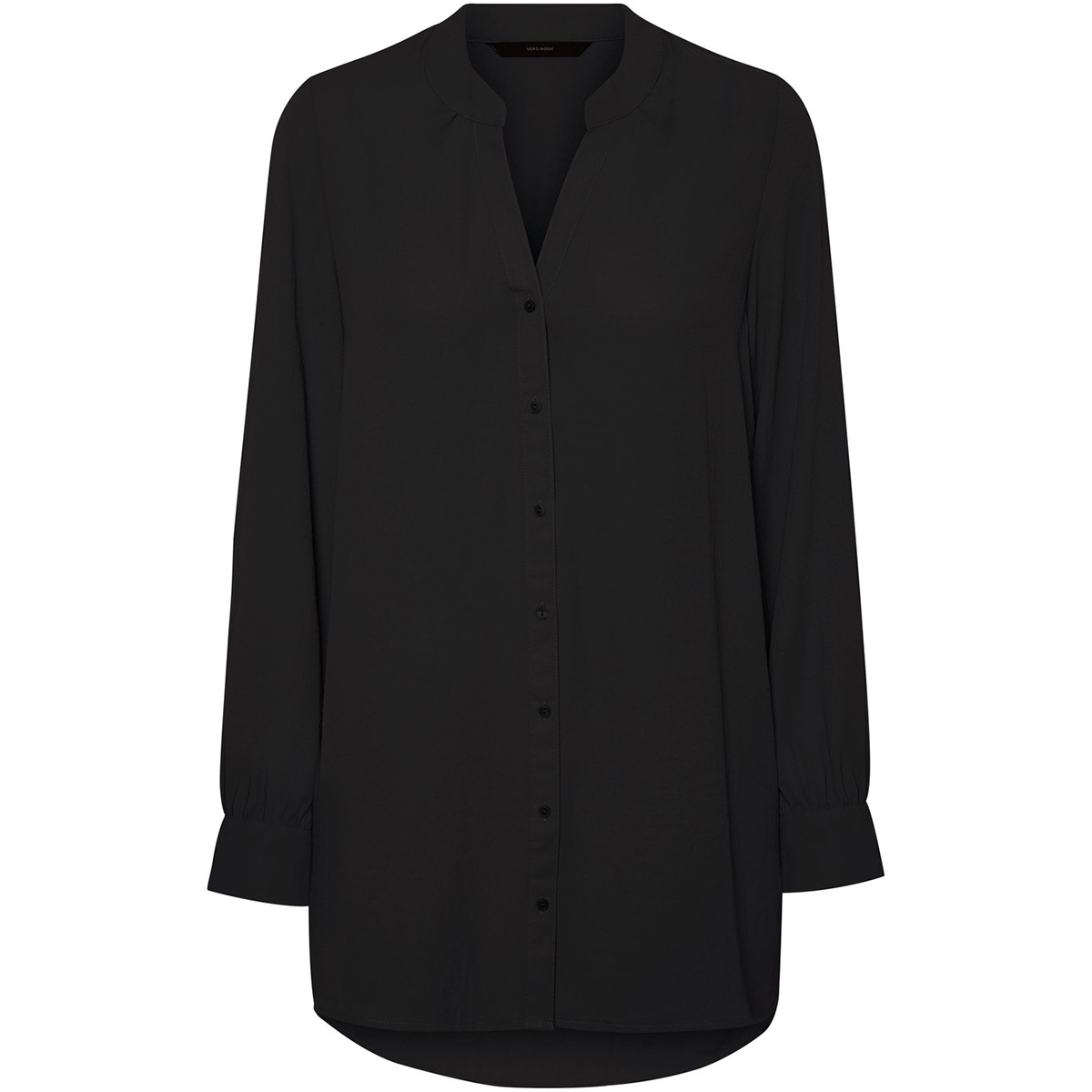 vmisabella ls shirt ga noos 10222444 vero moda blouse black