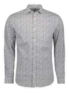 Jack & Jones Overhemd JPRBLACKBURN SHIRT L/S W19 12162111 White/SLIM FIT