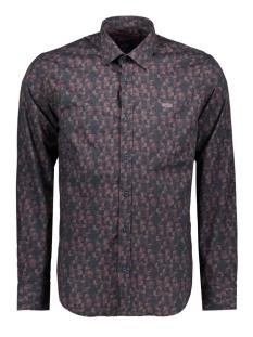 Gabbiano Overhemd SHIRT 33809 BORDEAUX